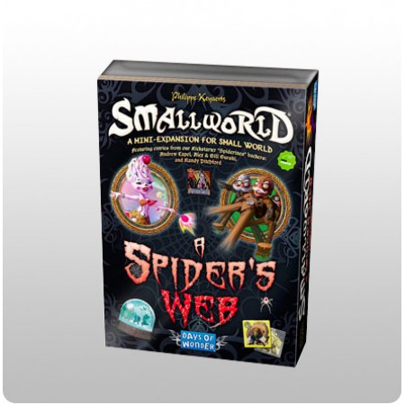 Smallworld A Spiders Web разширение