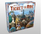 Ticket to Ride - France and Old West Maps Collection