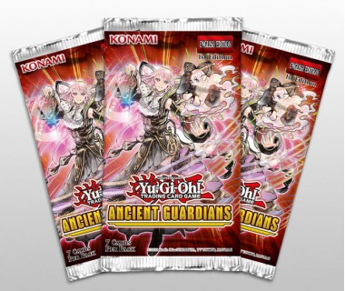 YuGiOh Ancient Guardians Booster
