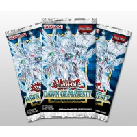 YuGiOh Dawn of Majesty Booster