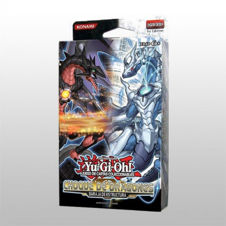 YuGiOh Dragons Collide Deck