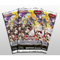 YGO Fist of Gadgets Booster