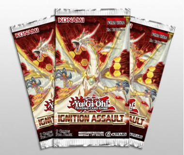 YuGiOh Ignition Assault Booster