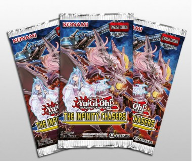 YuGiOh The Infinity Chasers Booster