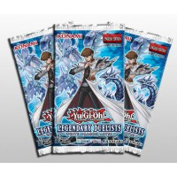 YuGiOh Legendary Duelists White Dragon Abyss Pack