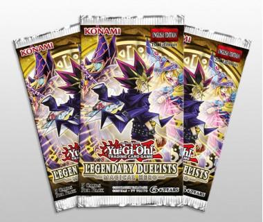 YuGiOh Legendary Duelists Magical Hero Pack