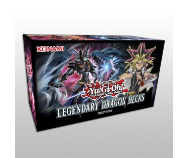 YGO Legendary Dragon Decks