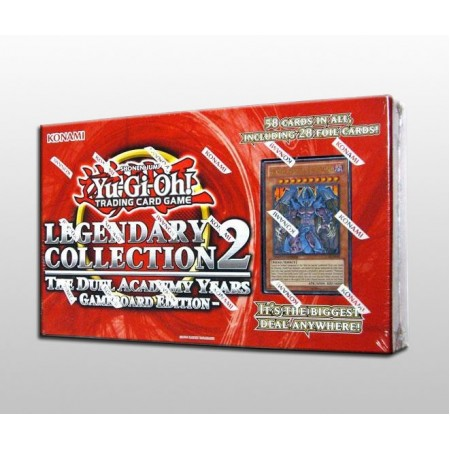 YuGiOh Legendary Collection 2 Game Box