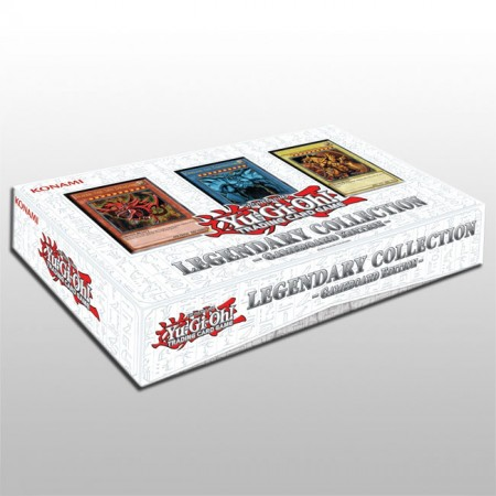 YuGiOh Legendary Collection 1 - Gameboard Edition