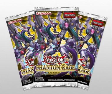 YuGiOh Phantom Rage Booster