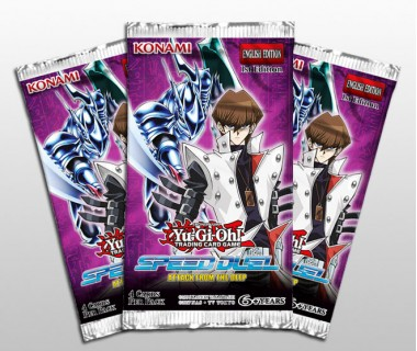 YuGiOh Speed Duel Attack from the Deep Booster