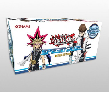 YuGiOh Speed Duel Battle City Box