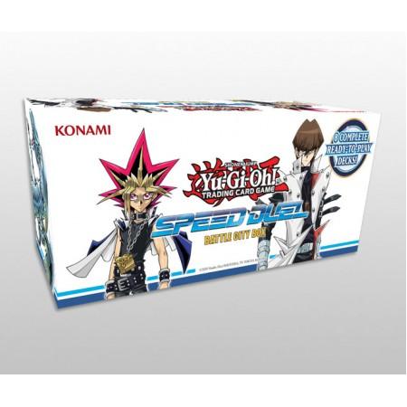 YuGiOh Speed Duel Battle City Box