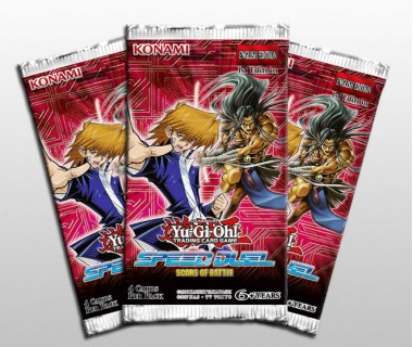 YuGiOh Scars of Battle Speed Duel Booster