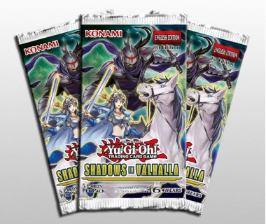 YuGiOh Shadows of Valhalla Booster
