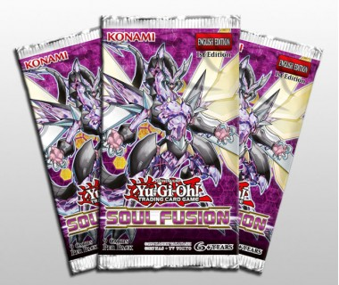 YuGiOh Soul Fusion Booster