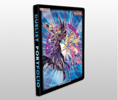 YuGiOh The Dark Magician 9-pocket Portfolio