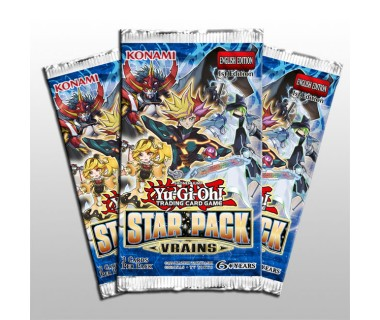 YGO VRAINS Star Pack