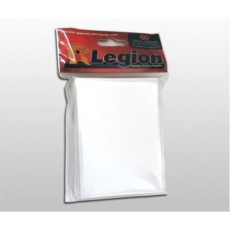 Малки протектори Legion бели (60)