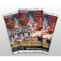 YuGiOh Mystic Fighters Booster
