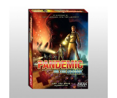 Pandemic - On the Bring expansion