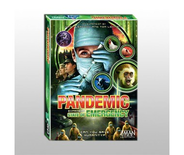 Pandemic - State of Emergency разширение
