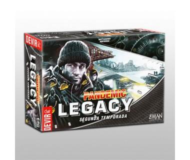 Pandemic Legacy Season 2 - Black box